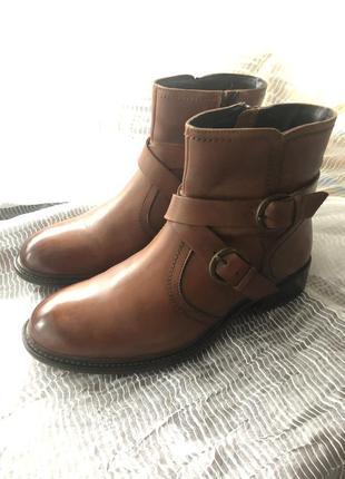 Ботинки pierre cardin (стиль- казаки, челси)