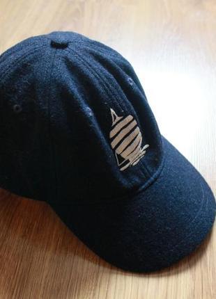 Суперовая кепка унисекс из натуральных волокон осень-зима модный бренд marina yachting