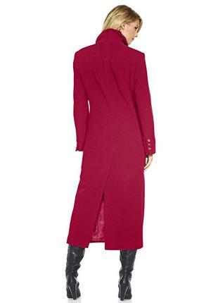 Длинное пальто из каталога otto шерсть кашемир