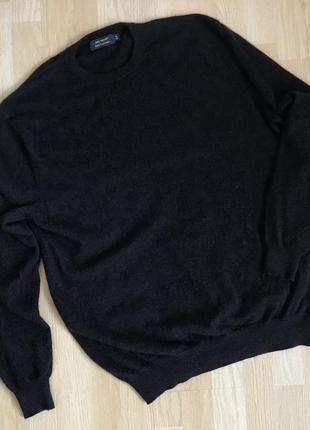Van graaf cashmere sweater мягкий пушистый кашемировый свитер