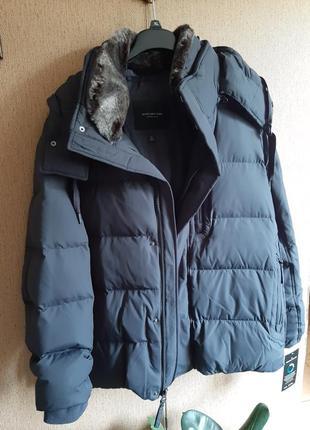 Зимняя куртка мужская andrew mark new york