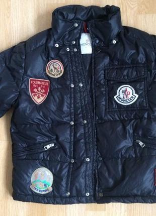 Пуховая куртка рост 152, 12 лет, италия