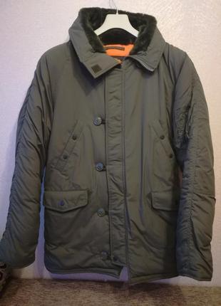 Зимняя мужская куртка chameleon