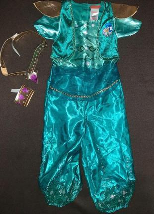 Карнавальный костюм шиммер и шайн 5-6 лет.