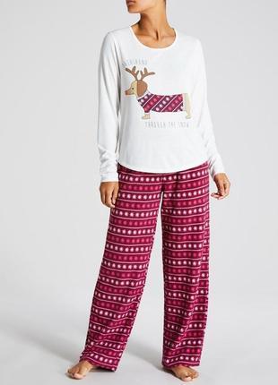 Уютные пижамы matalan в подарочной упаковке