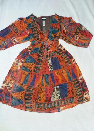 Яскрава сукня від miss sixty