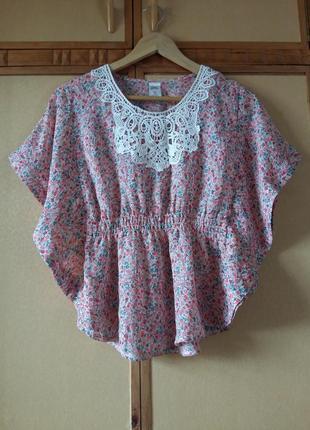 Романтичная летняя блуза miss understood
