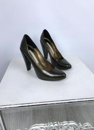 Шикарные туфли в шикарном цвете! pura lopez
