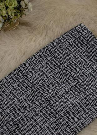 Очень качественная плотная трикотажная юбка от marks & spencer  рр 10 наш 44