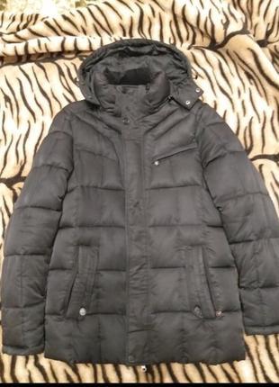 Зимняя качественная мужская куртка