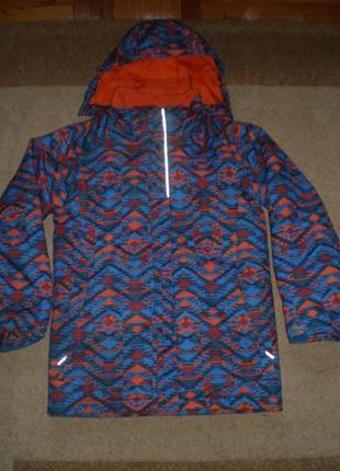 Зимняя куртка columbia .