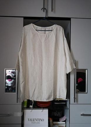 Шелковая блуза fabiana filippi