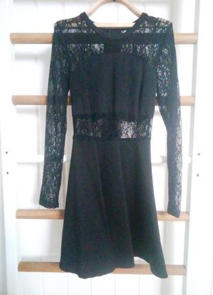 Новое маленькое черное платье tally weijl