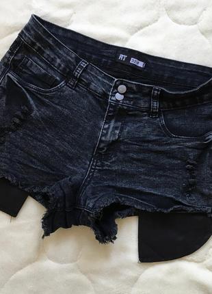Крутые джинсовые шорты mrp