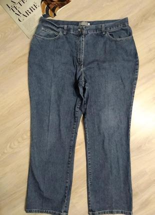 Отличные классические синие джинсы для больших девочек