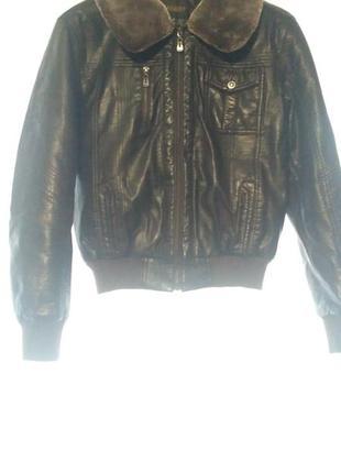 Новая куртка, размер 46-48, надо мерять