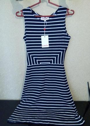 Брендовое летнее платье от louche р-р 40-42
