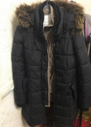 Пальто зимнее only