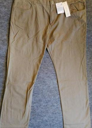 Льняные летние джинсы.