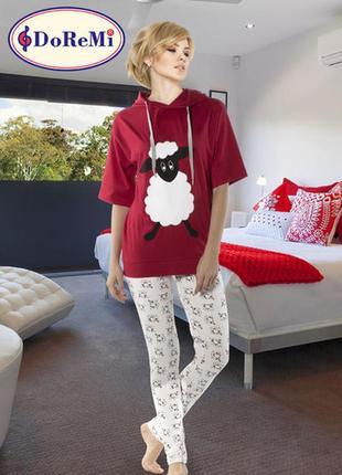 Пижама с овечками/піжама