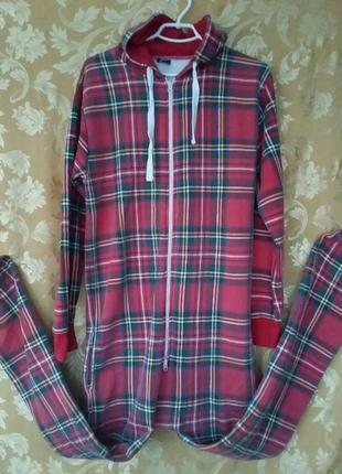 Слип комбенезом ромпер кингуруми человечек пижама домашняя одежда унисекс