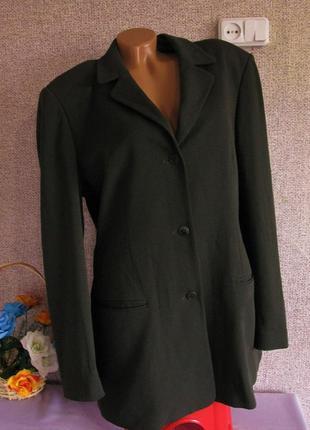 Удлиненный пиджак in wear размер eur 44