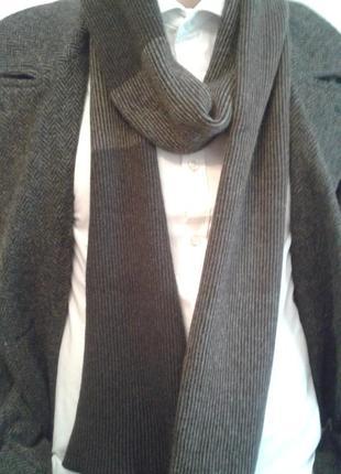 Шарф мужской vneck италия стильный  шалик+250 шарфов на странице