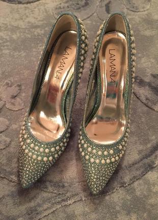 Туфли нарядные lamania