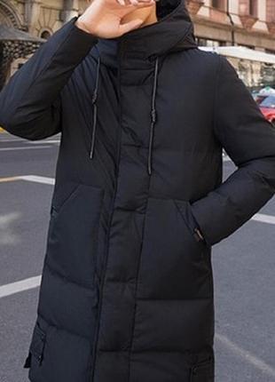 Длинное зимние пальто primark