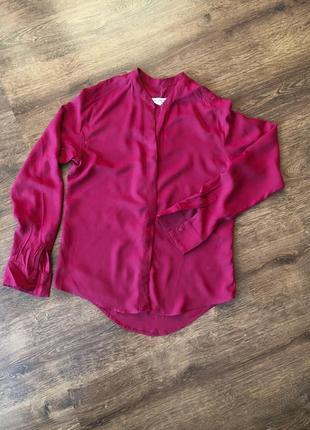Идеальная красная блуза mango
