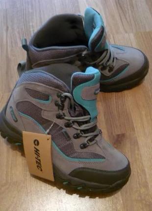 Ботинки hi-tec skamania waterproof зимние женские ботинки торг!
