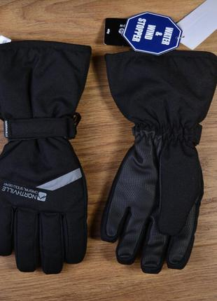 Тёплые зимние перчатки бренд c&a