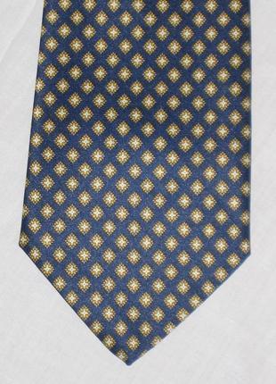 Шелковый галстук италия