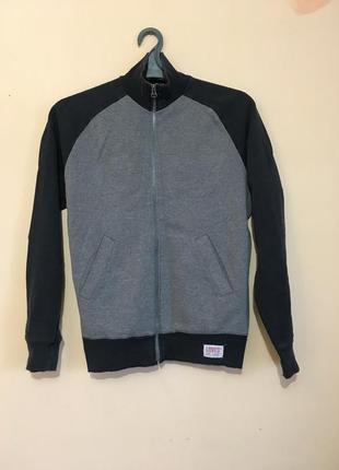 Кофта сірий свитер levis
