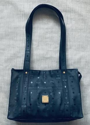 Женская сумка mcm munchen