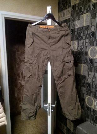 Милитари штаны сriminal damage army pants new