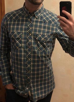 Рубашка бренда h&m