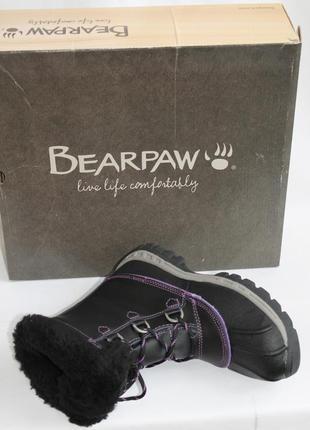 Зимние сапоги фирма bearpaw, америк. разм-4 европейск-35, стелька-23 см
