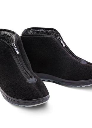 Мужские ботинки бурки, очень теплые,