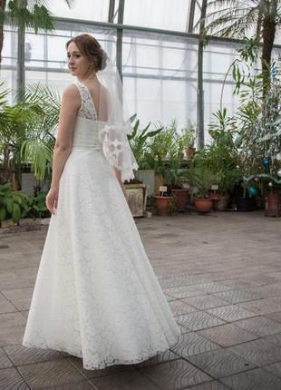 Свадебное платье rebecca от тм юнона(г.минск)