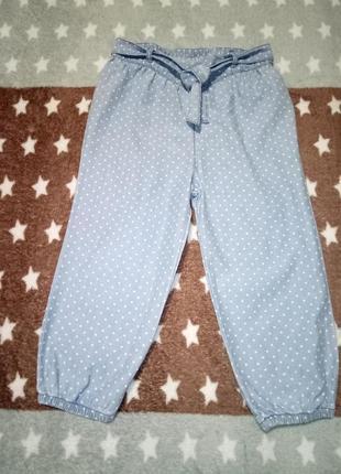 Брюки,джинсы 3-4