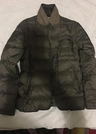 Куртка пуховик зима пух
