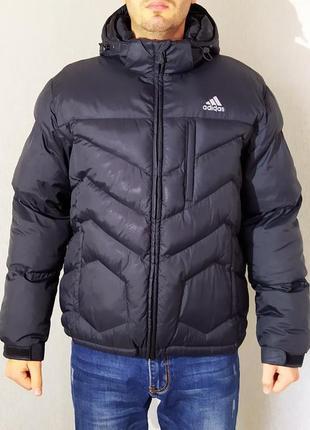 Зимняя куртка adidas мужская