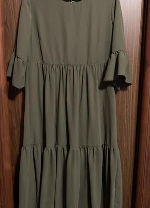 Платье marco diamanti шифон на подкладе