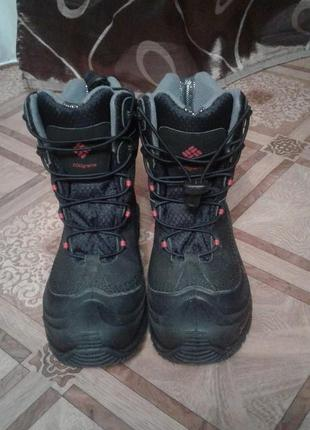 Ботинки  зима сolumbia