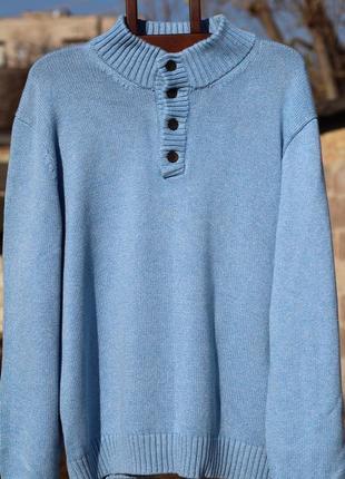 Качественный мужской свитер lands'end