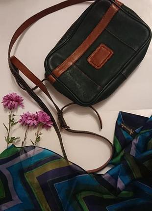 Стильная молодежная сумка на плечо, tsf, англия, оригинал