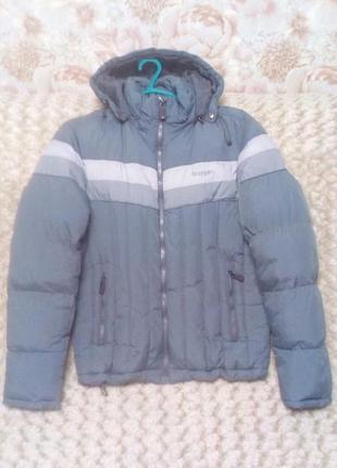 Зимняя куртка на парня