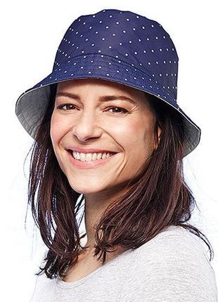 Двухстороняя водонепроницаемая шляпа панама tchibo