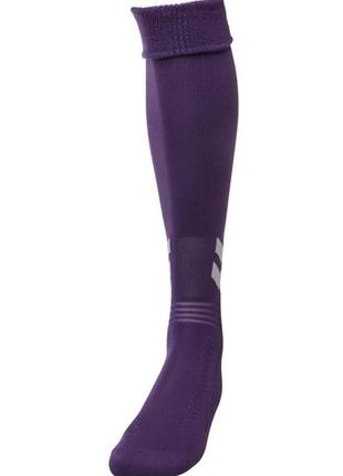 Гетры hummel spain stocking purple/white 83120-3567. оригинал. размер 41-45